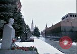 Image of monuments Moscow Russia Soviet Union, 1970, second 18 stock footage video 65675073447