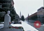 Image of monuments Moscow Russia Soviet Union, 1970, second 20 stock footage video 65675073447