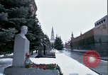 Image of monuments Moscow Russia Soviet Union, 1970, second 21 stock footage video 65675073447