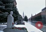 Image of monuments Moscow Russia Soviet Union, 1970, second 22 stock footage video 65675073447