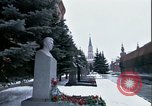Image of monuments Moscow Russia Soviet Union, 1970, second 26 stock footage video 65675073447