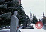 Image of monuments Moscow Russia Soviet Union, 1970, second 28 stock footage video 65675073447