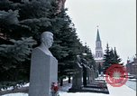 Image of monuments Moscow Russia Soviet Union, 1970, second 29 stock footage video 65675073447
