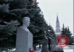 Image of monuments Moscow Russia Soviet Union, 1970, second 30 stock footage video 65675073447