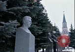 Image of monuments Moscow Russia Soviet Union, 1970, second 31 stock footage video 65675073447