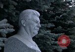 Image of monuments Moscow Russia Soviet Union, 1970, second 38 stock footage video 65675073447