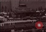 Image of funeral of Joseph Stalin Moscow Russia Soviet Union, 1953, second 27 stock footage video 65675073456