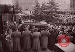 Image of funeral of Joseph Stalin Moscow Russia Soviet Union, 1953, second 32 stock footage video 65675073456
