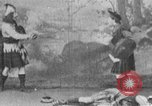 Image of Scotsmen in combat United States USA, 1907, second 15 stock footage video 65675073464