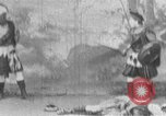 Image of Scotsmen in combat United States USA, 1907, second 17 stock footage video 65675073464