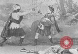 Image of Scotsmen in combat United States USA, 1907, second 30 stock footage video 65675073464