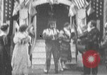 Image of America Land of the Free depicting diverse Americans together United States USA, 1907, second 56 stock footage video 65675073467