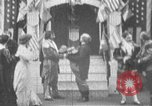 Image of America Land of the Free depicting diverse Americans together United States USA, 1907, second 61 stock footage video 65675073467