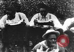 Image of Watermelon Contest United States USA, 1900, second 36 stock footage video 65675073468