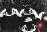 Image of Watermelon Contest United States USA, 1900, second 38 stock footage video 65675073468