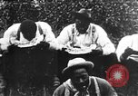 Image of Watermelon Contest United States USA, 1900, second 43 stock footage video 65675073468