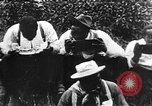 Image of Watermelon Contest United States USA, 1900, second 44 stock footage video 65675073468