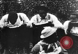 Image of Watermelon Contest United States USA, 1900, second 45 stock footage video 65675073468