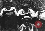 Image of Watermelon Contest United States USA, 1900, second 48 stock footage video 65675073468