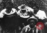 Image of Watermelon Contest United States USA, 1900, second 52 stock footage video 65675073468