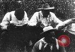 Image of Watermelon Contest United States USA, 1900, second 58 stock footage video 65675073468