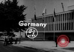 Image of library inauguration Germany, 1954, second 1 stock footage video 65675073515