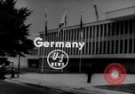 Image of library inauguration Germany, 1954, second 2 stock footage video 65675073515