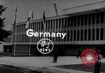 Image of library inauguration Germany, 1954, second 3 stock footage video 65675073515