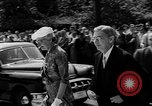Image of library inauguration Germany, 1954, second 11 stock footage video 65675073515