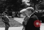 Image of library inauguration Germany, 1954, second 13 stock footage video 65675073515