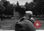 Image of library inauguration Germany, 1954, second 14 stock footage video 65675073515