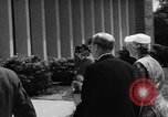 Image of library inauguration Germany, 1954, second 15 stock footage video 65675073515