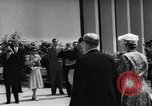 Image of library inauguration Germany, 1954, second 16 stock footage video 65675073515