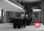 Image of library inauguration Germany, 1954, second 17 stock footage video 65675073515