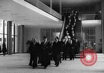 Image of library inauguration Germany, 1954, second 18 stock footage video 65675073515