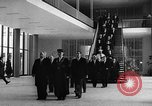 Image of library inauguration Germany, 1954, second 19 stock footage video 65675073515