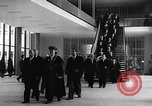 Image of library inauguration Germany, 1954, second 20 stock footage video 65675073515
