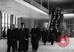 Image of library inauguration Germany, 1954, second 21 stock footage video 65675073515