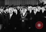 Image of library inauguration Germany, 1954, second 22 stock footage video 65675073515