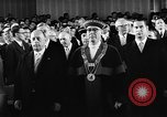 Image of library inauguration Germany, 1954, second 23 stock footage video 65675073515