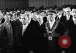 Image of library inauguration Germany, 1954, second 24 stock footage video 65675073515