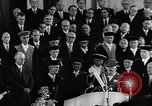 Image of library inauguration Germany, 1954, second 32 stock footage video 65675073515