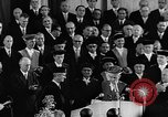Image of library inauguration Germany, 1954, second 35 stock footage video 65675073515