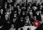 Image of library inauguration Germany, 1954, second 37 stock footage video 65675073515