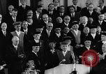 Image of library inauguration Germany, 1954, second 38 stock footage video 65675073515