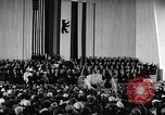Image of library inauguration Germany, 1954, second 42 stock footage video 65675073515