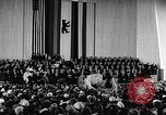 Image of library inauguration Germany, 1954, second 43 stock footage video 65675073515
