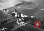 Image of steam catapult United States USA, 1954, second 1 stock footage video 65675073517