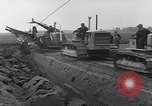 Image of tractor plows Holland Netherlands, 1954, second 6 stock footage video 65675073518