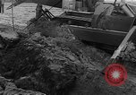 Image of tractor plows Holland Netherlands, 1954, second 12 stock footage video 65675073518
